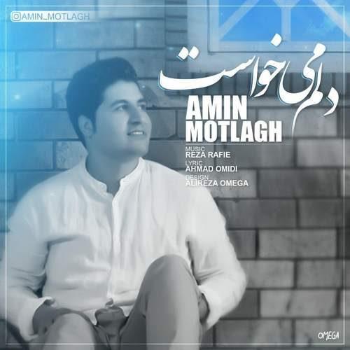 Amin Motlagh – Delam Mikhast