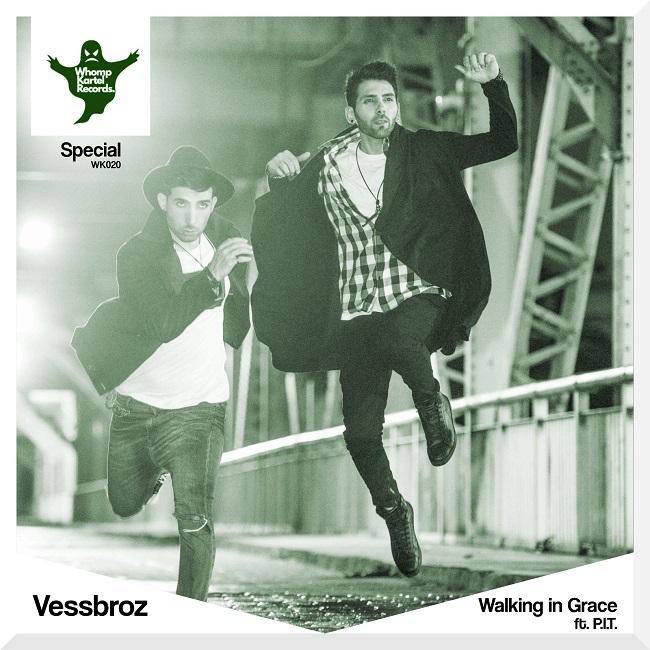 Vessbroz & PIT – Walking in Grace