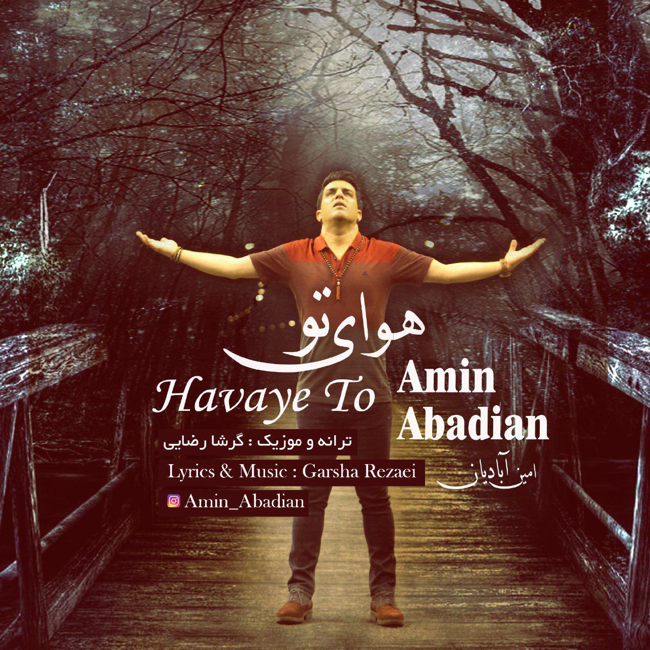 Amin Abadian – Havaye To