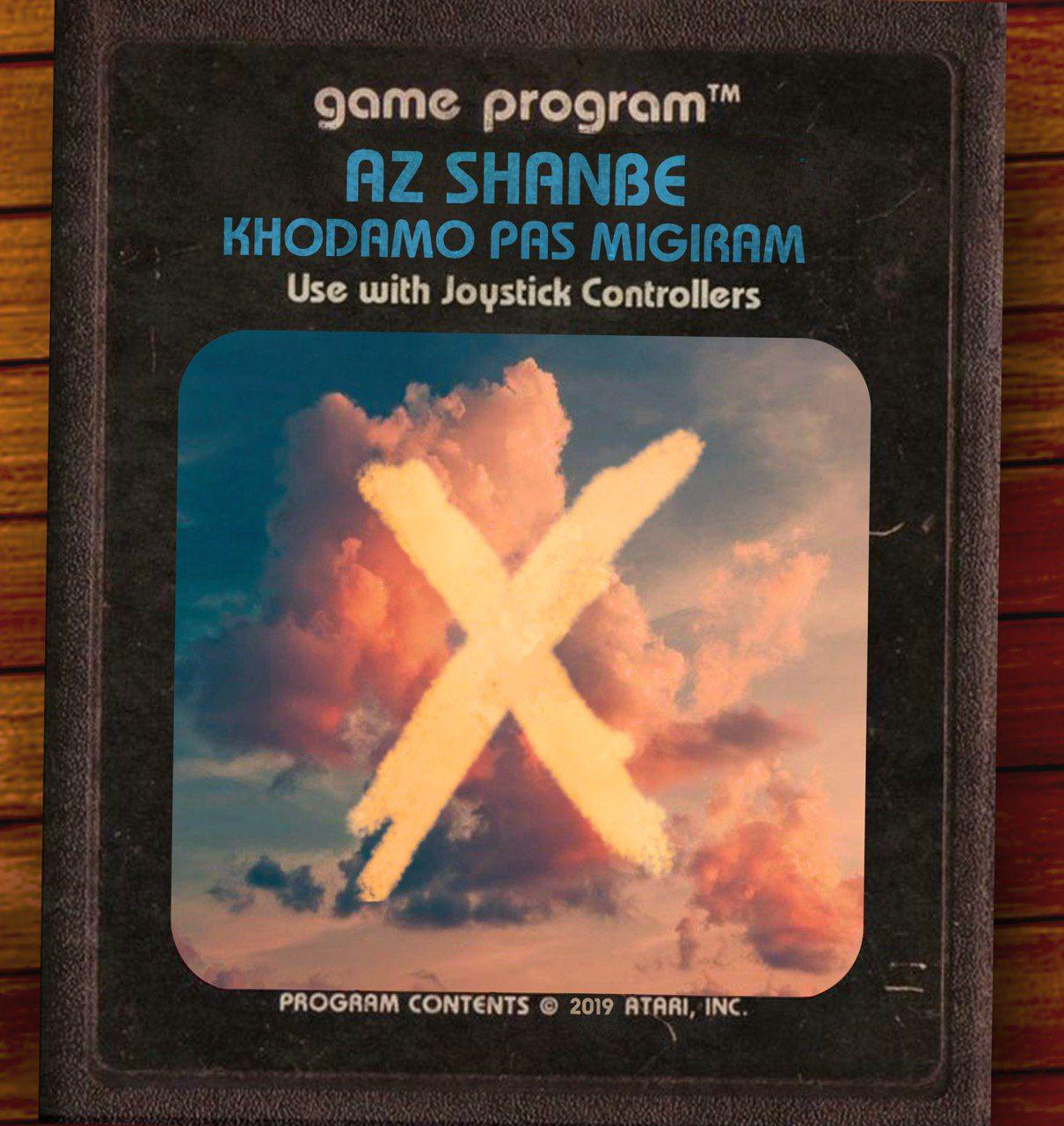 Az Shanbe – Khodamo Pas Migiram