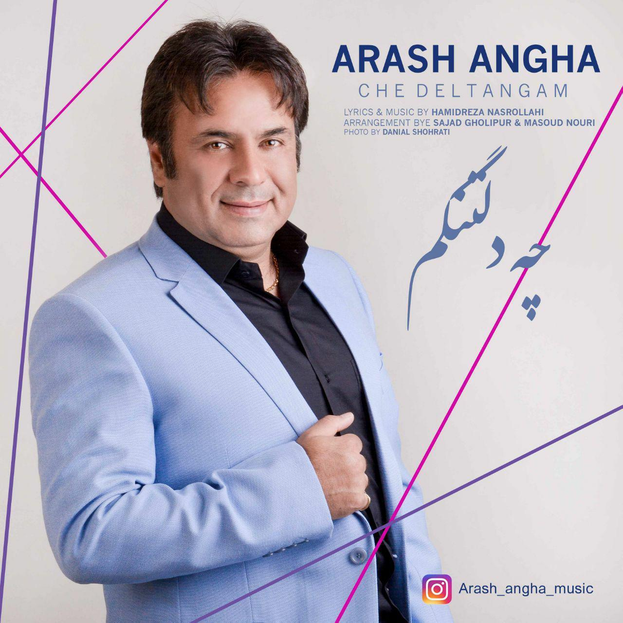 Arash Angha – Che Deltangam