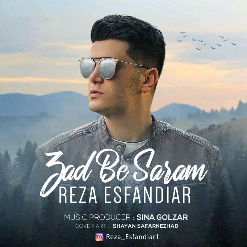 Reza Esfandiar – Zad Be Saram