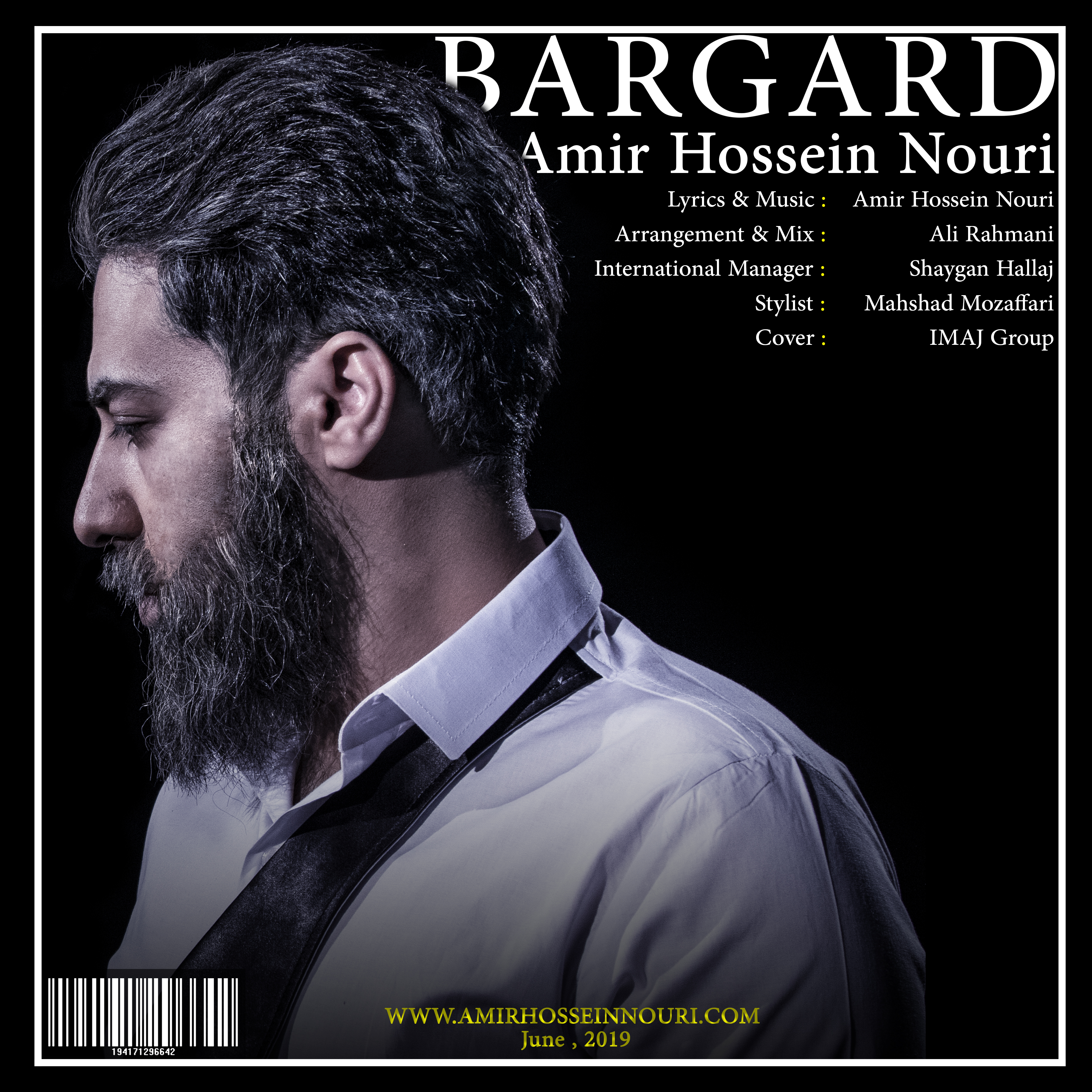 Amir Hossein Nouri – Bargard