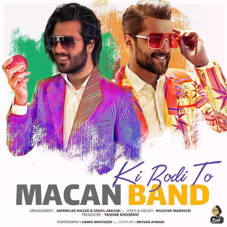 Macan Band – Ki Boodi To
