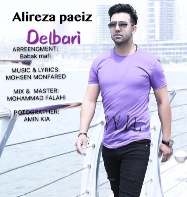 Alireza Paeiz – Delbari
