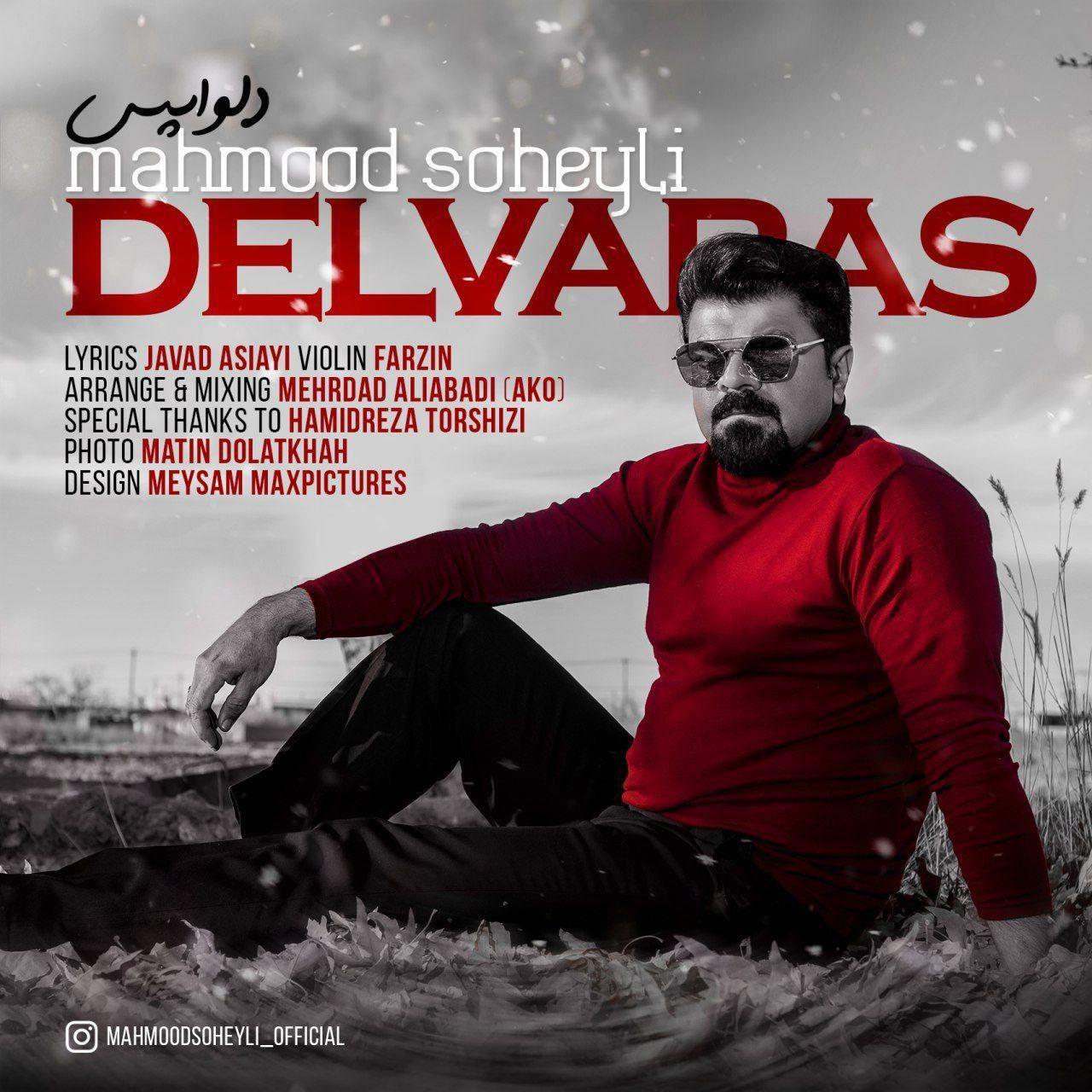 Mahmood Soheyli – Delvapas
