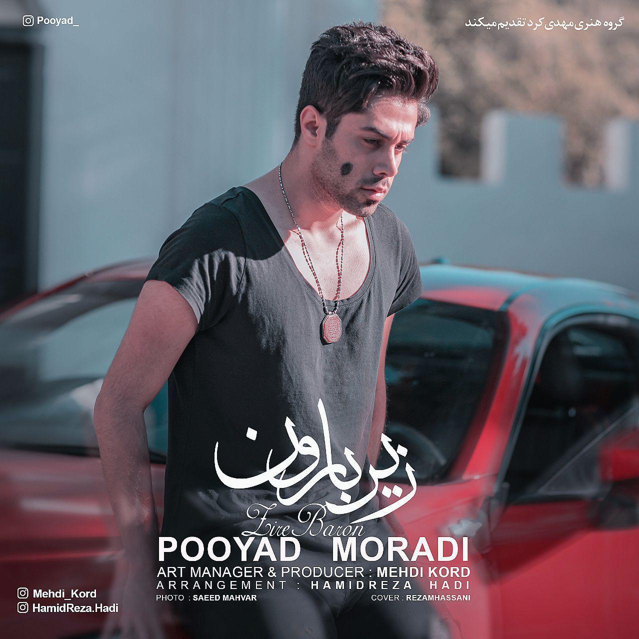 Pooyad Moradi – Zire Baroon