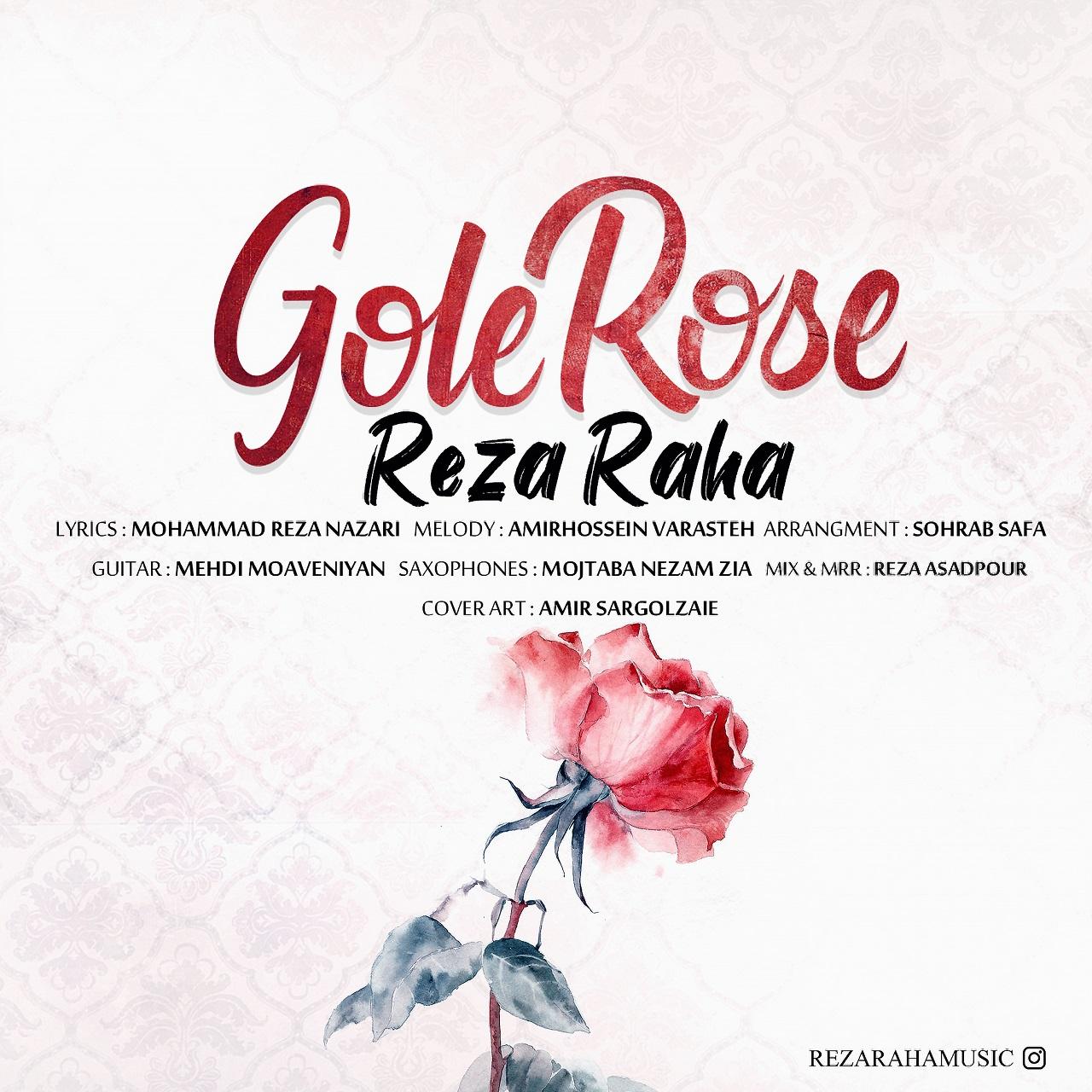 Reza Raha – Gole Roz