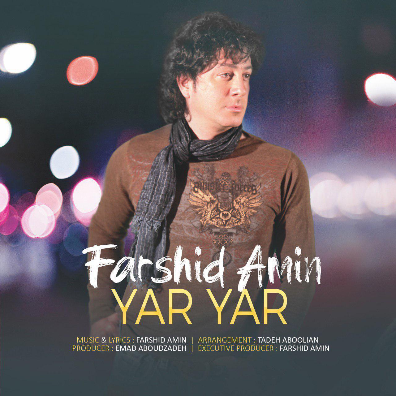 Farshid Amin – Yar Yar