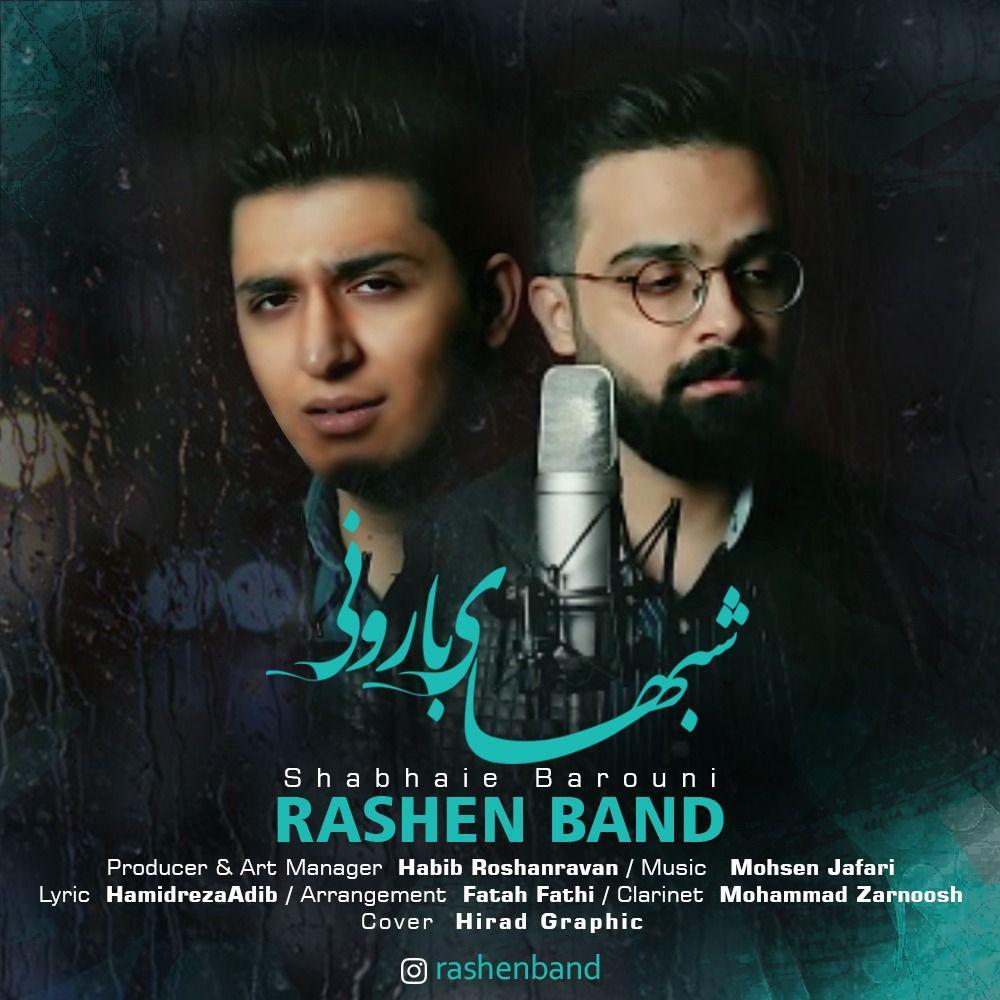Rashen Band – Shabhaie Barouni