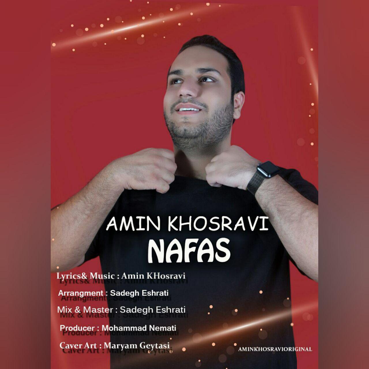 Amin Khosravi – Nafas