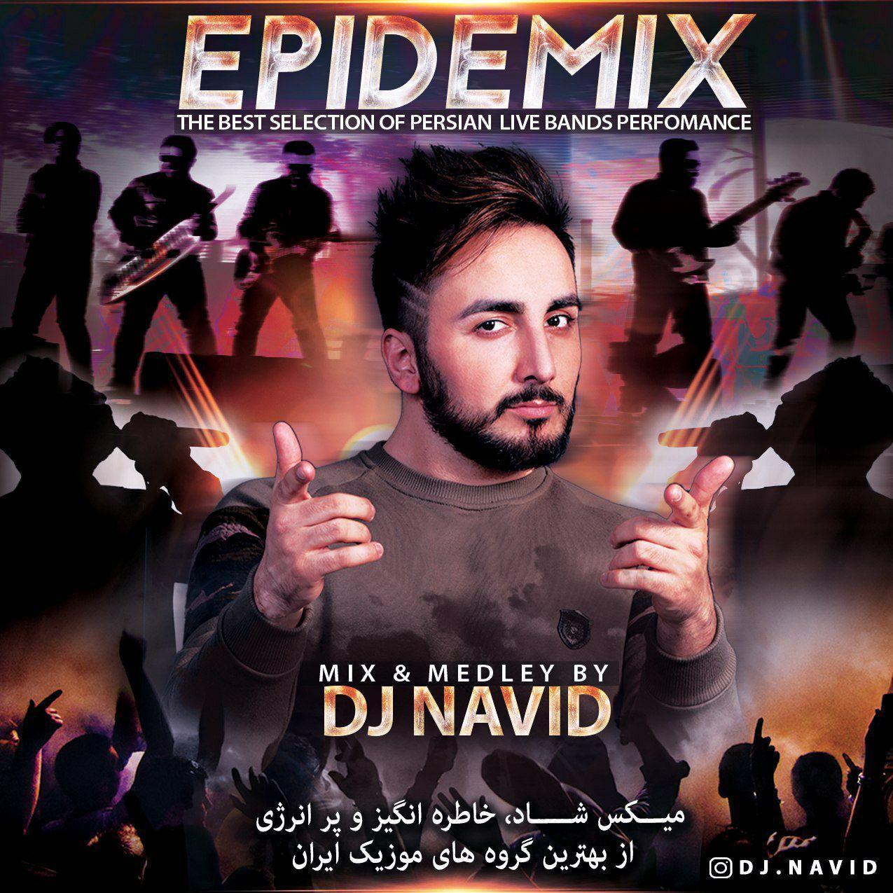 Dj Navid – Epidemix