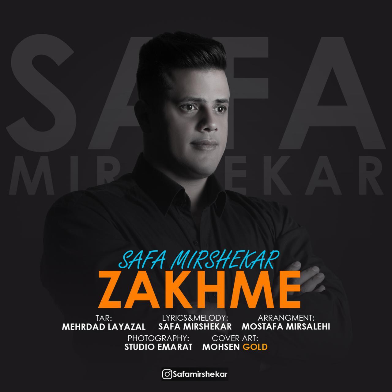 Safa Mirshekar – Zakhme