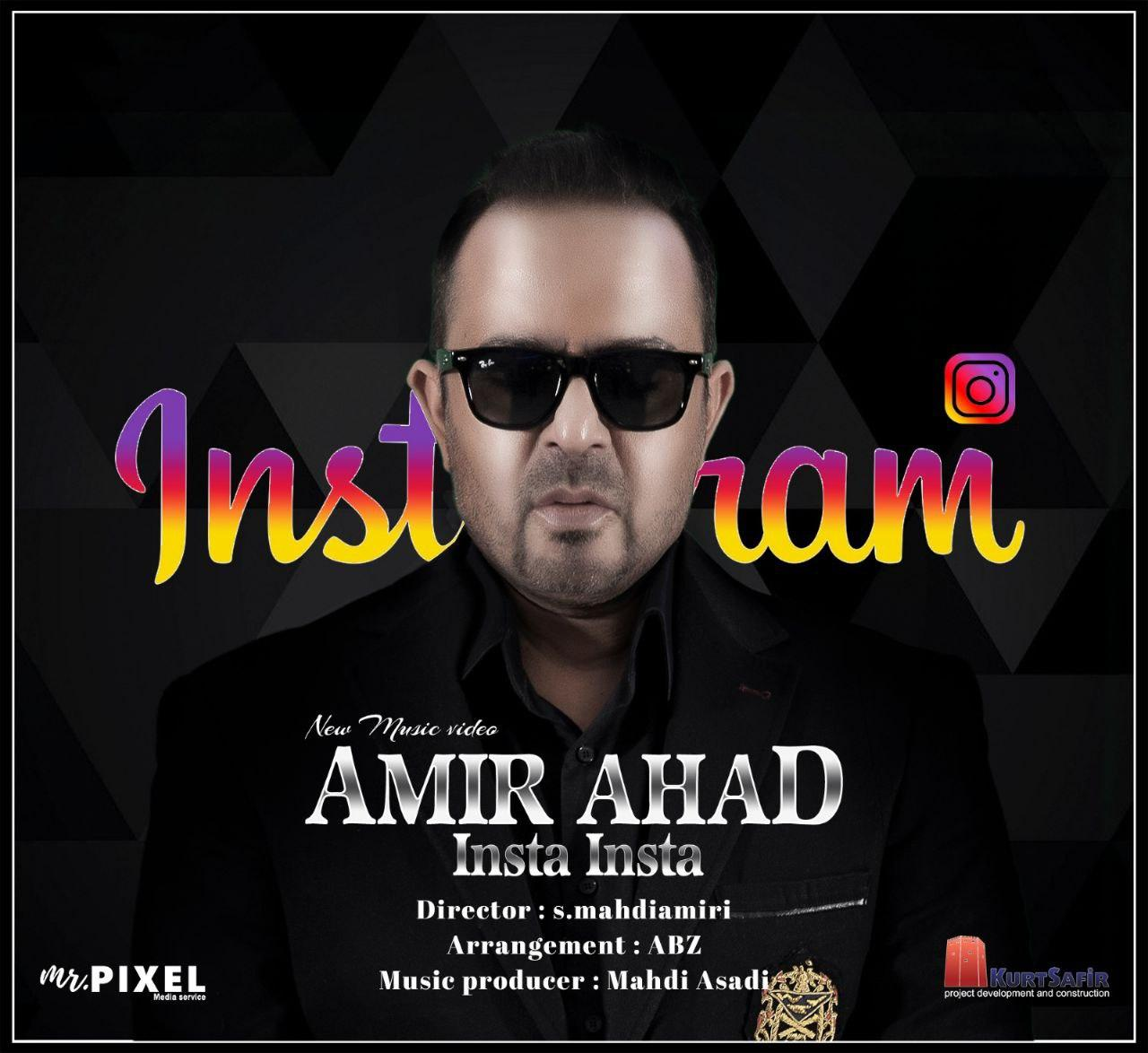Amir Ahad – Insta