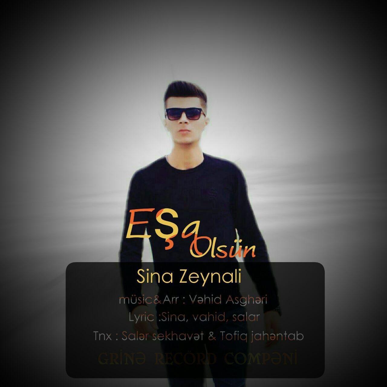 Sina Zeynali – Eshgh Olsun