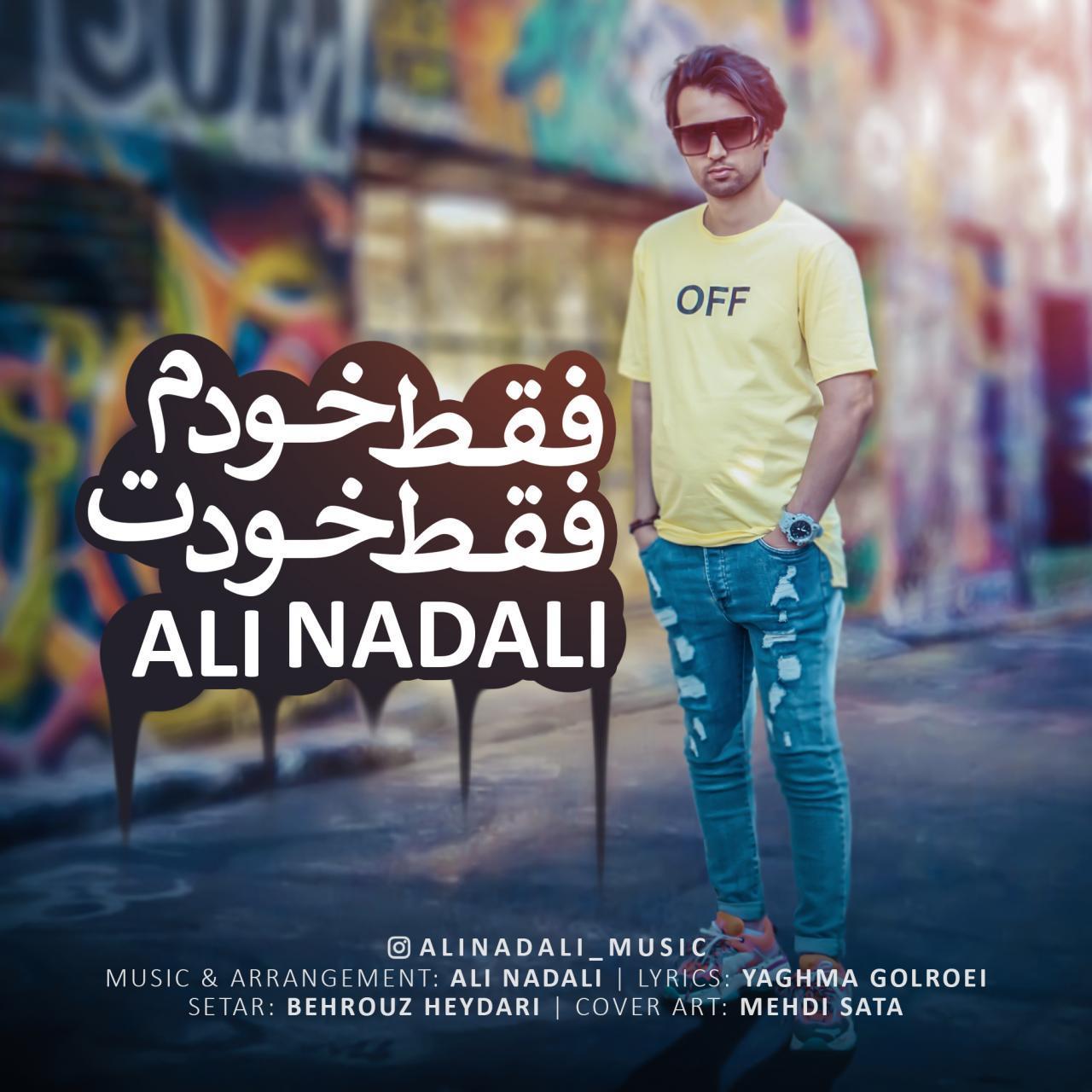 Ali Nadali – Faghat Khodam Faghat Khodet