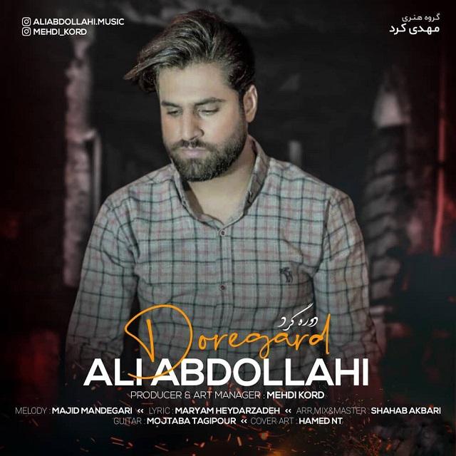 Ali Abdollahi – Doregard