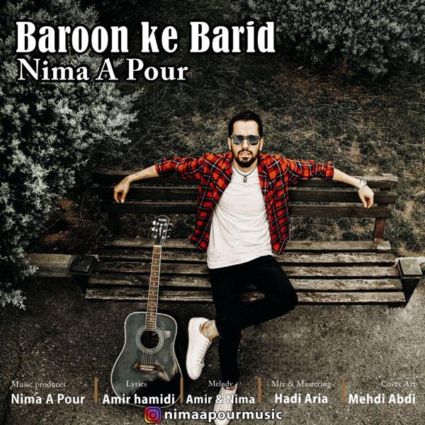 Nima A Pour – Baroon Ke Barid