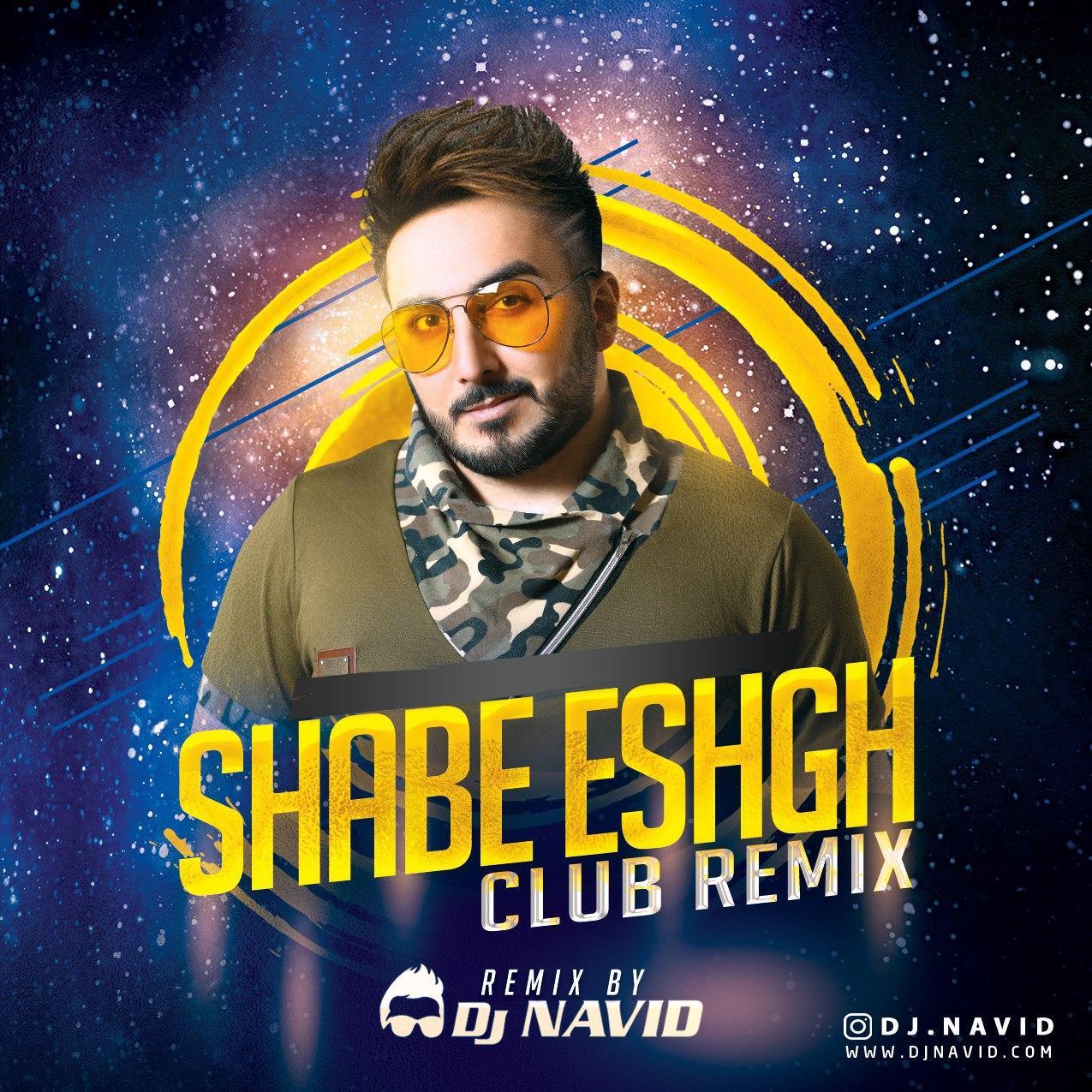 Dj Navid – Shabe Eshgh (Club Remix)