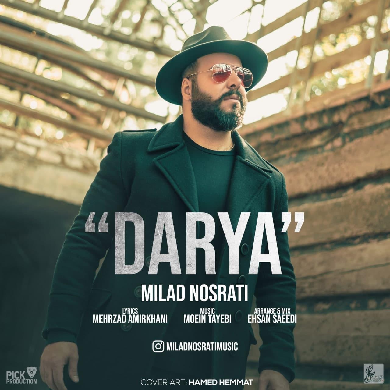 Milad Nosrati – Darya