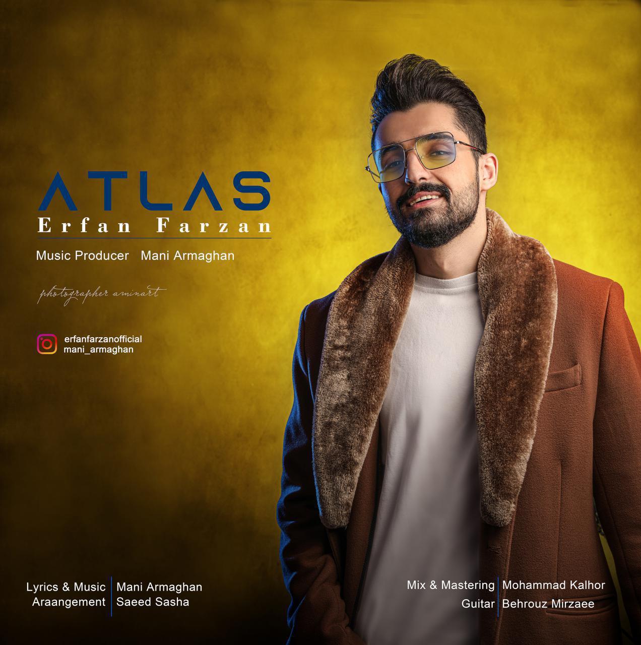 Erfan Farzan – Atlas