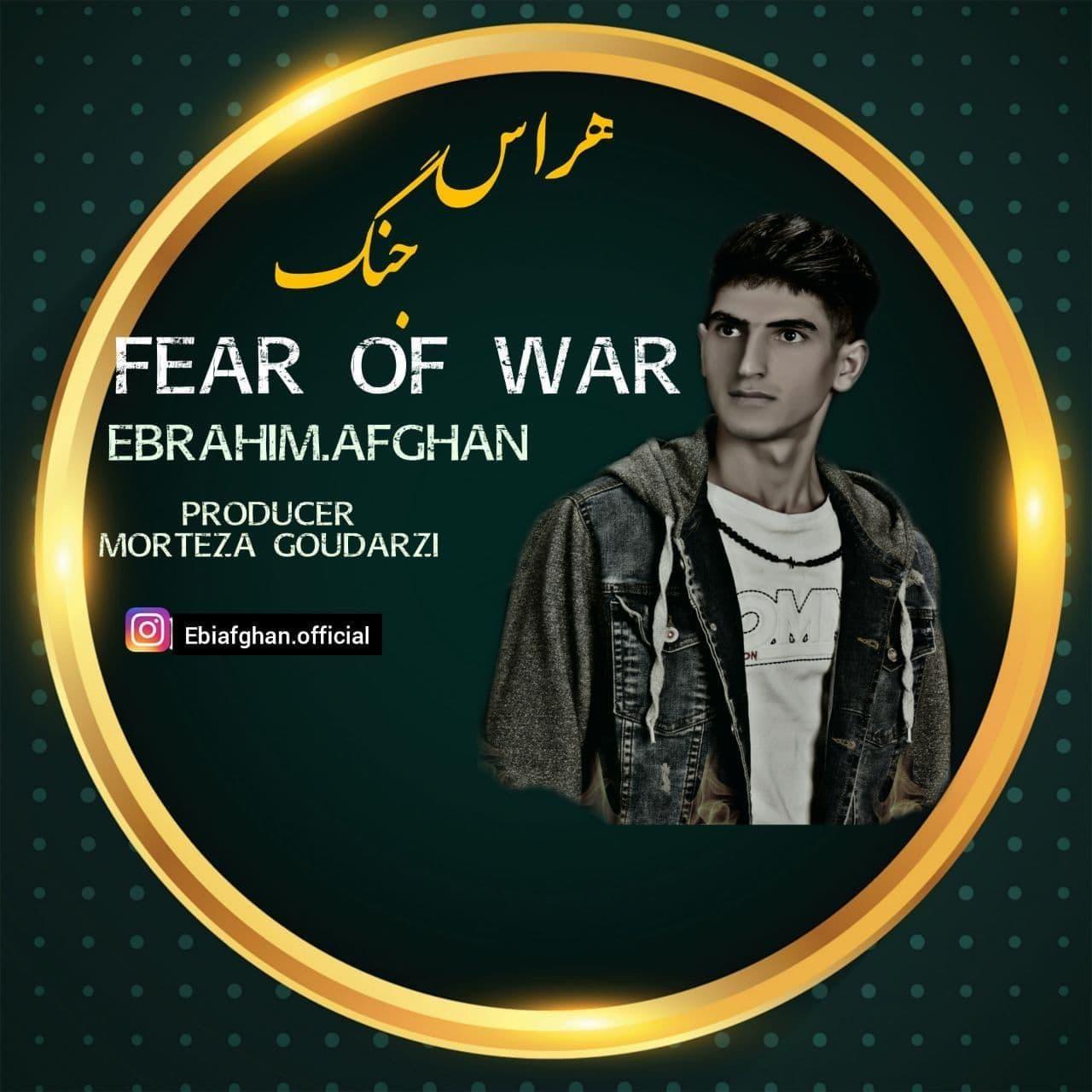 Ebi Afghan – Haraase Jang