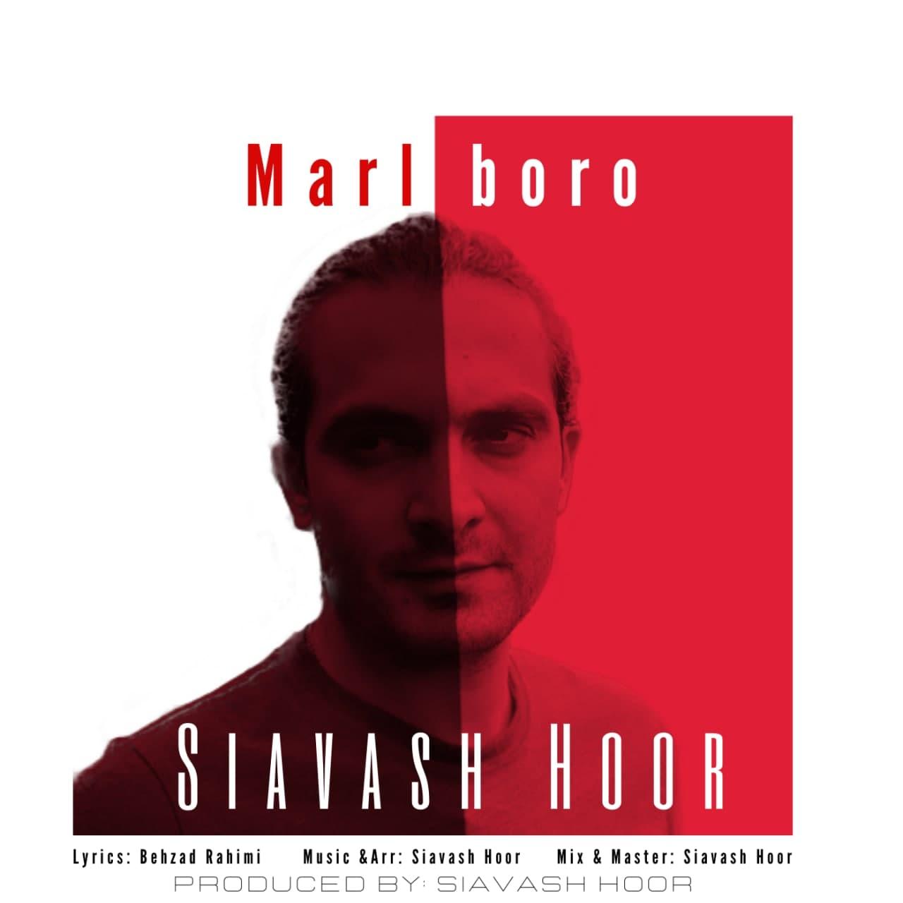 Siavash Hoor – Marlboro