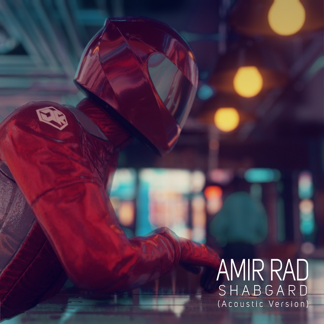 Amir Rad – Shabgard (Acoustic Version)