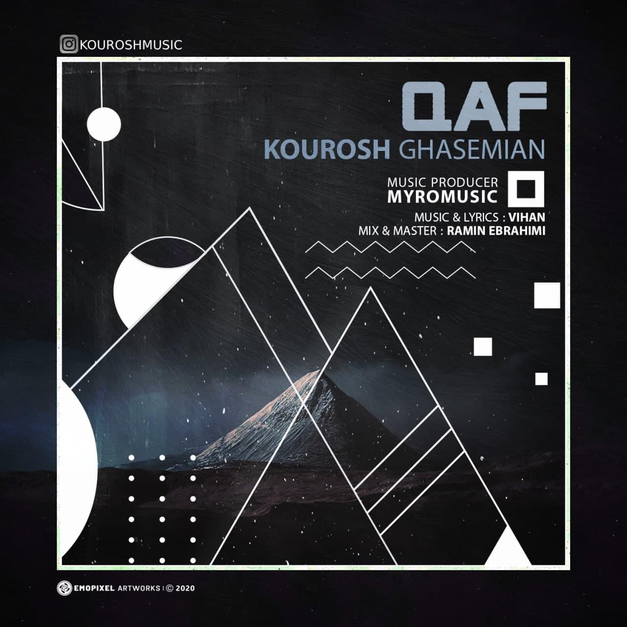 Kourosh Ghasemian – Qaf
