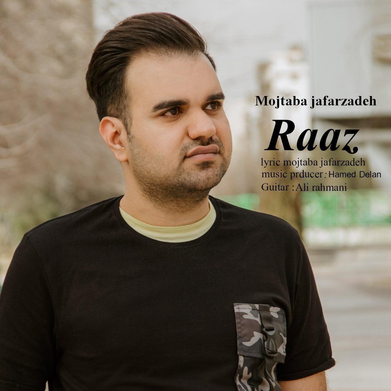 Mojtaba Jafarzadeh – Raaz