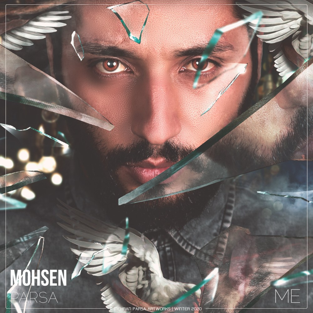 Mohsen Parsa – Man