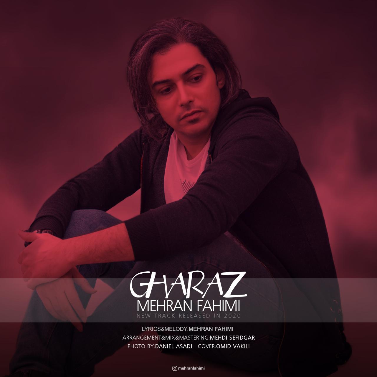 Mehran Fahimi – Gharaz