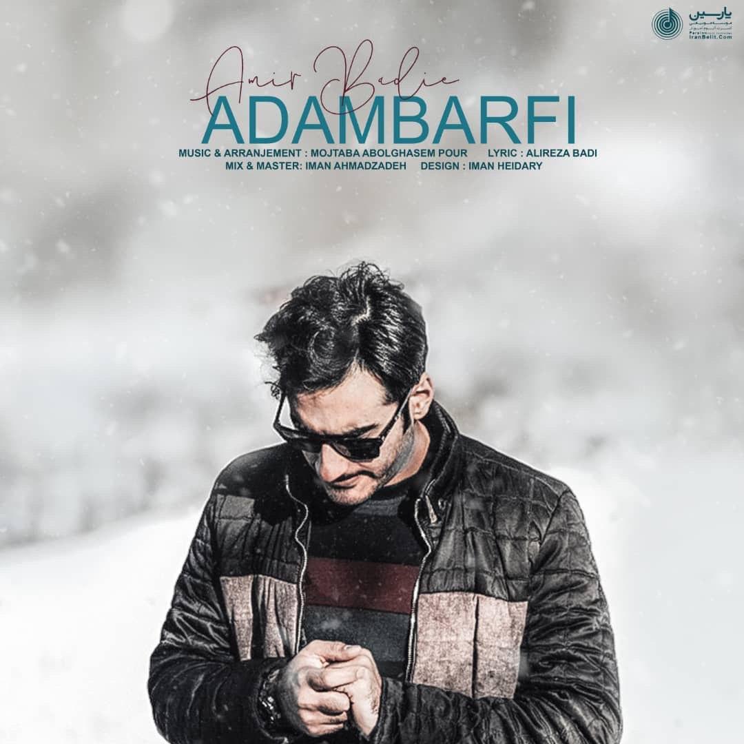 Amir Badie – Adam Barfi