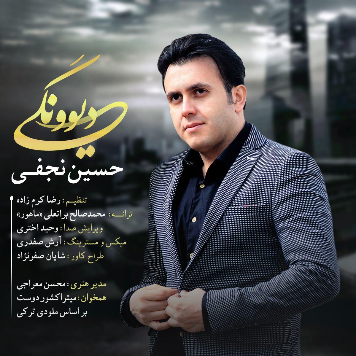 Hossein Najafi – Divoonegi