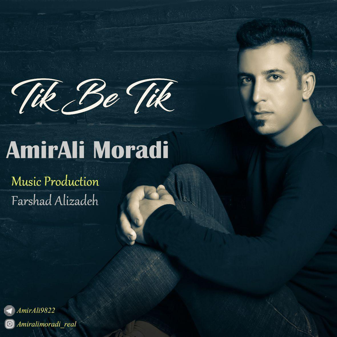 Amirali Moradi – Tik be Tik