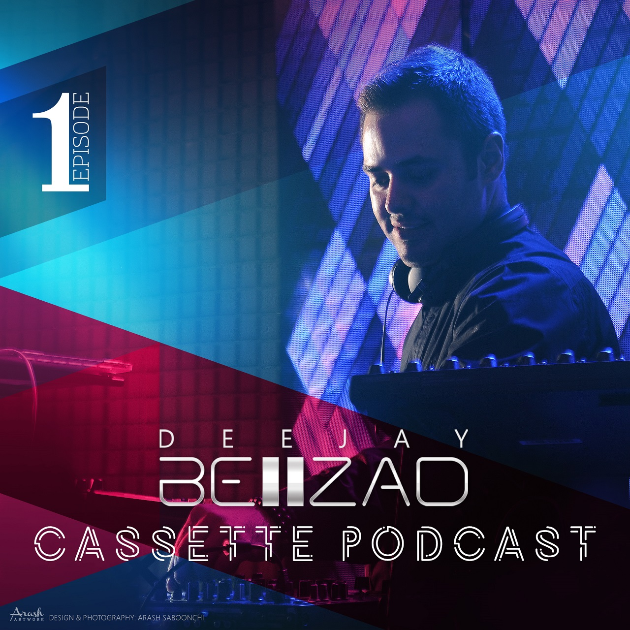 Deejay behzad – Cassette 01