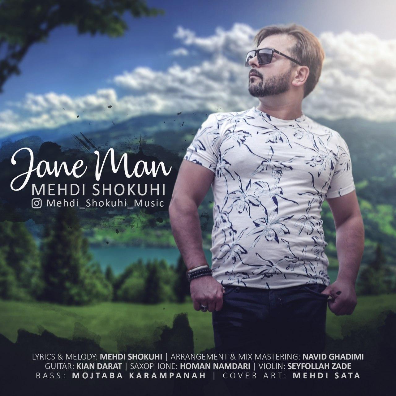 Mehdi Shokuhi – Jane Man