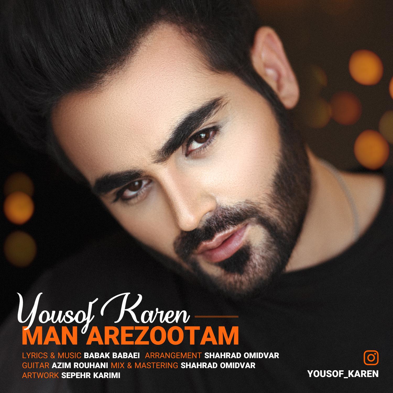 Yousof Karen – Man Arezootam