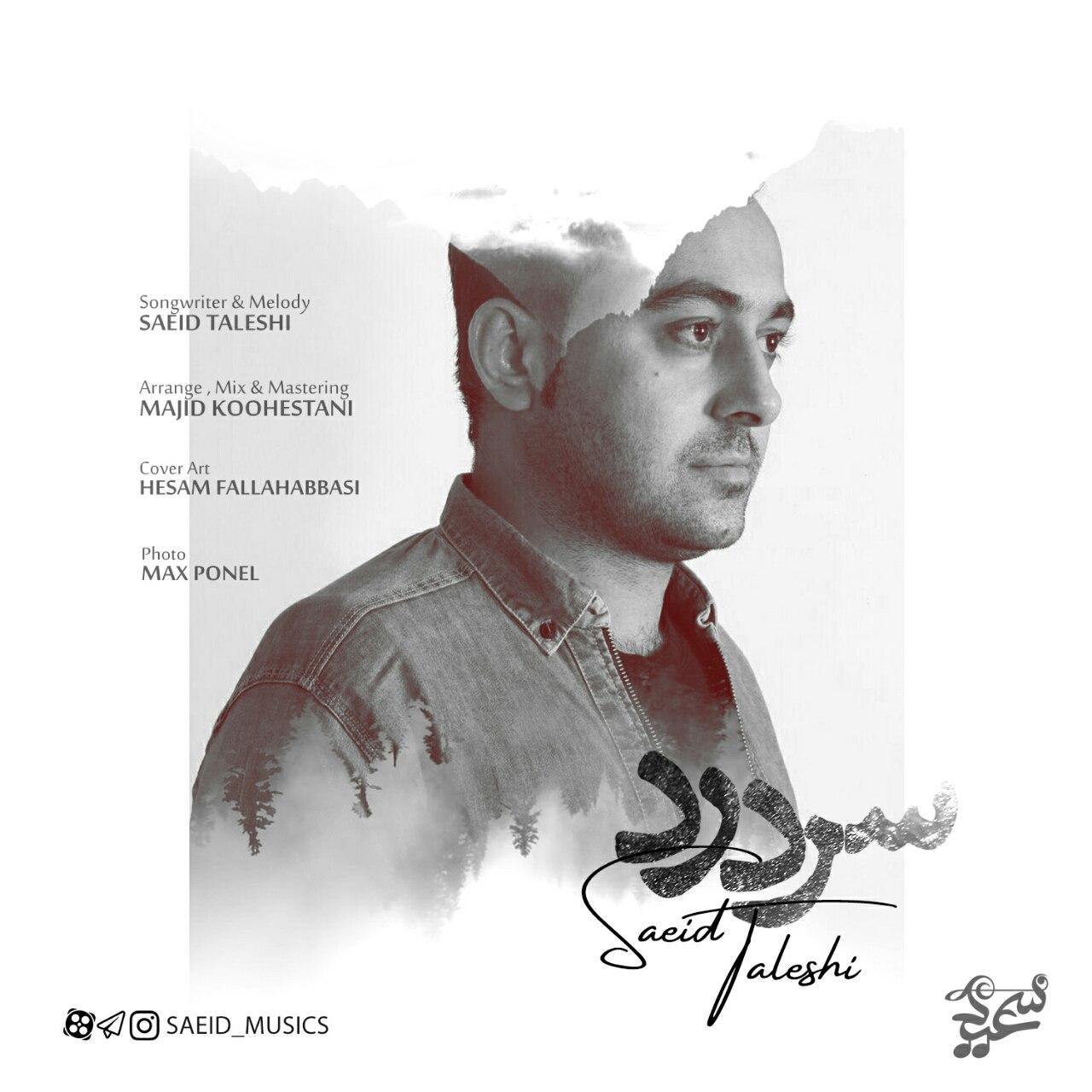 Saeid Taleshi – Sardard