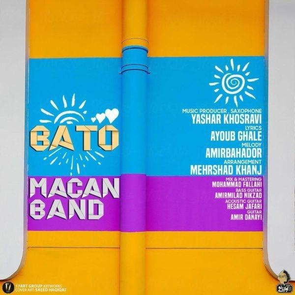 Macan Band – Ba To