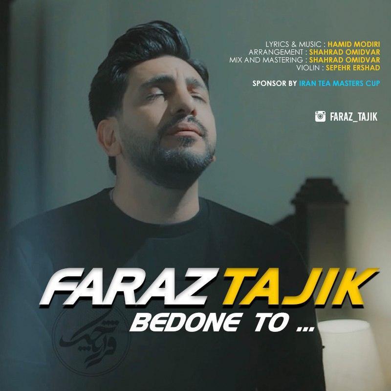 Faraz Tajik – Bedone To