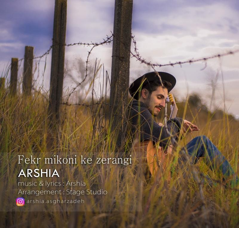 Arshia – Fekr Mikoni Ke Zerangi