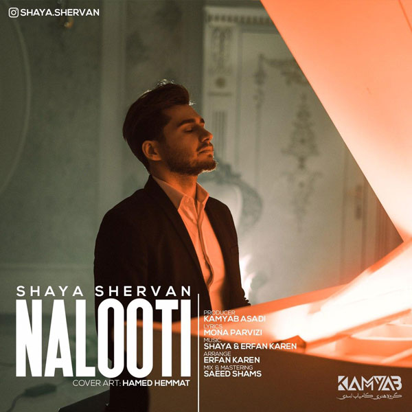 Shaya Shervan – Nalooti
