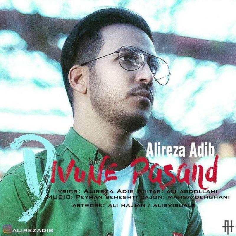 Alireza Adib – Divune Pasand