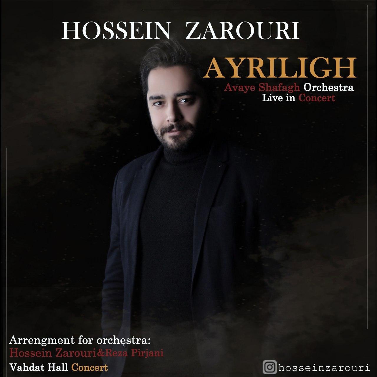 Hossein Zarouri – Ayriligh