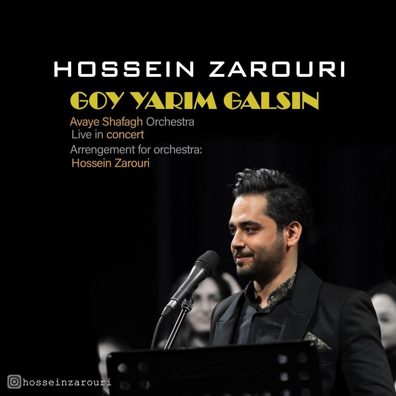 Hossein Zarouri – Goy Yarim Galsin