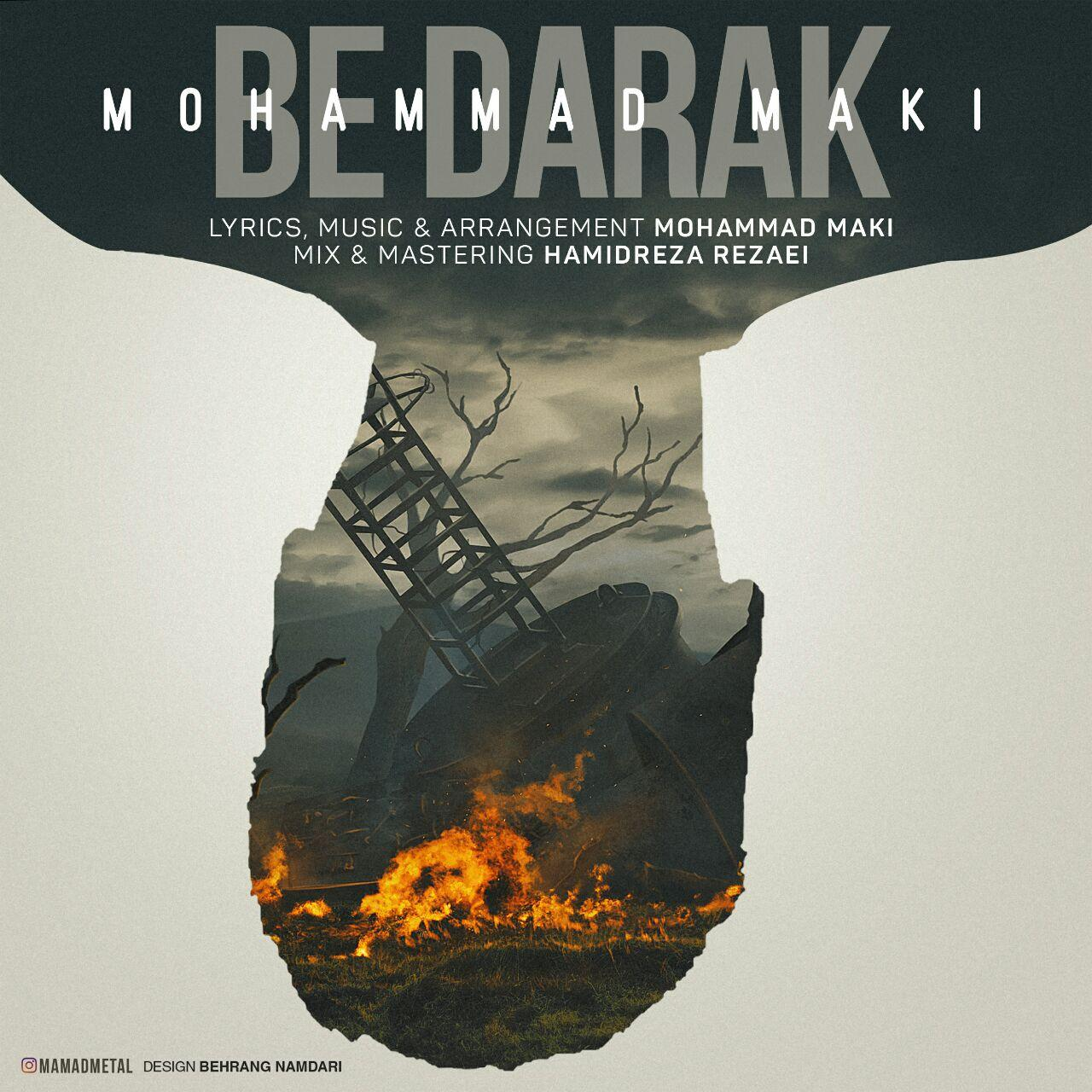 Mohammad Maki – Be Darak