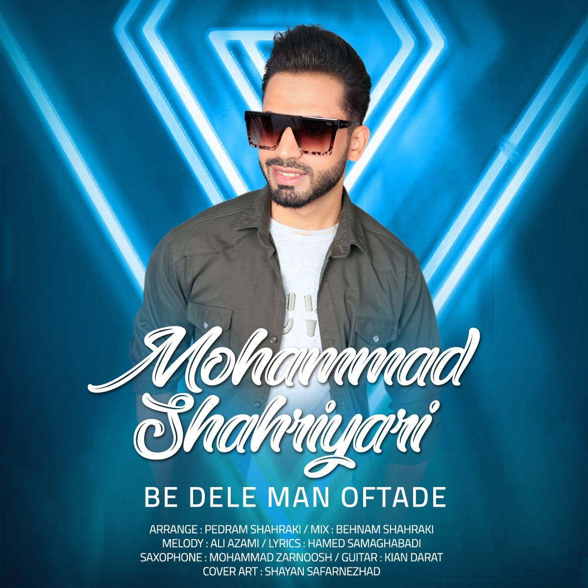 Mohammad Shahriyari – Be Dele Man Oftade