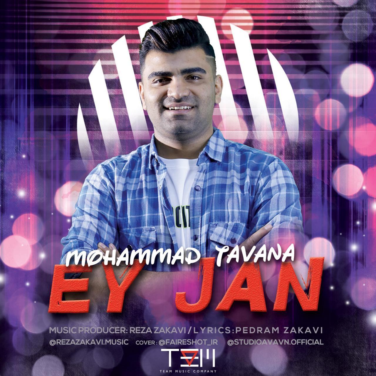 Mohammad Tavana – Ey Jan