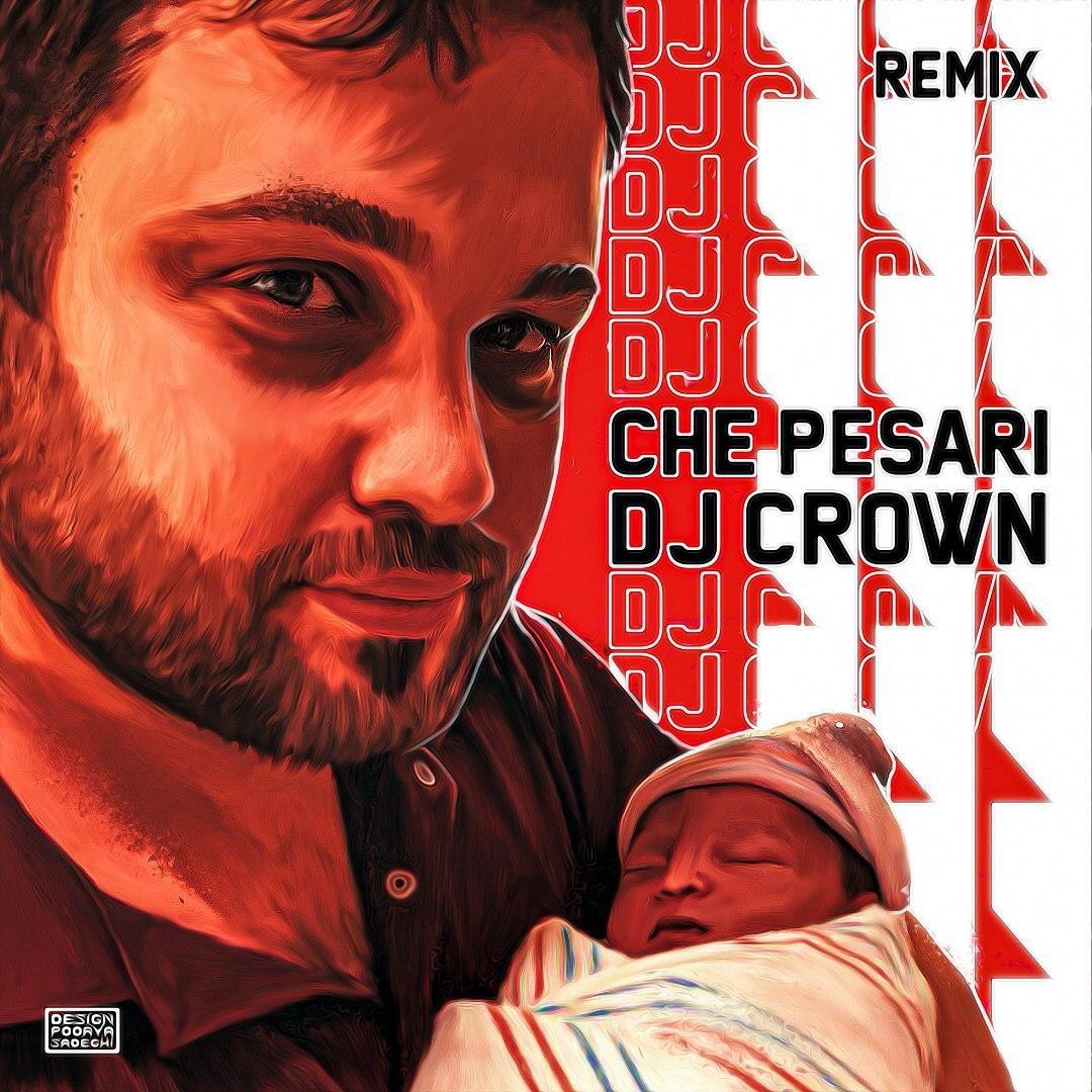 Sasy – Che Pesari (Dj Crown Remix)